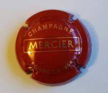 CAPSULE Champangne MERCIER Fondé En 1858  Voir Photo - Mercier