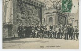 METZ - MILITARIA - Kaiser Wilhelm Kaserne (belle Animation) - Metz