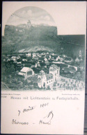 LICHTENSTEIN HONAU  U FESTSPIELHALLE - Liechtenstein
