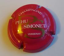 CAPSULE Champangne PEHU SIMONET  à VERZENAY - Verzenay