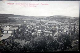 LUXEMBOURG DIEKIRCH PANORAMA VUE PRISE DU HERRENBERG - Diekirch