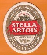 Ac-Sous Verres (bocks) Stella Artois - Portavasos