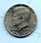 1976 1/2 DOLLAR - Federal Issues