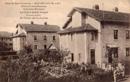 MANCIEULLES MINES DE SAINT-PIERREMONT LES CITES ET JARDIN POTAGERS - Unclassified