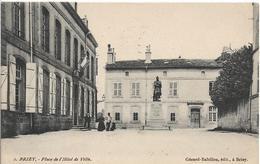Meurthe Et Moselle BRIEY Place De L'Hôtel De Ville  .....G - Briey