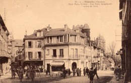 UZERCHE PLACE MARIE COLEIN RUE PORTE BARACHAUDE ROUTE DE PARIS - Uzerche