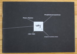 Peter Fischer Projektionsmaschinen 1994 - 1996 Aarau Katalog Foto - Livres, BD, Revues