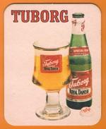 Ac-Sous Verres (bocks) Tuborg - Portavasos