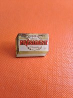 Pin´s Beurre President - Alimentation