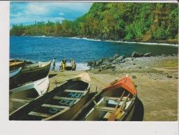 CPM - Pécheurs De L'Anse Des Cascades - La Réunion
