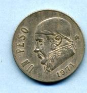 1971 1 PESO - Mexico