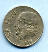 1975 1 PESO - Mexico