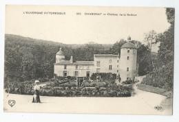 Puy De Dome - 63 - Chanonat Chateau De La Batisse Animée - Autres Communes