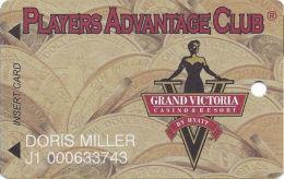 Grand Victoria Casino Rising Sun, IN Slot Card - Casino Cards