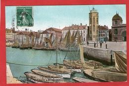 DUNKERQUE - La Cale Des Pêcheurs - Les Quais - - Dunkerque