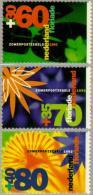 1992 Zomer  NVPH 1521-1523 Postfris/MNH/** - Periode 1980-... (Beatrix)