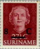 Suriname 1958 Hulpuitgifte - MNH** Postfris - Suriname ... - 1975