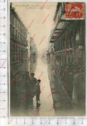 CP - Besançon - Innondations De Janvier 1910 - La Rue De La République - Besancon