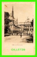 PARIS (75) - ÉDIFICE, LE PALAIS DE JUSTICE - ANIMÉE -  A. TARIDE - DOS NON DIVISÉ - - Other Monuments