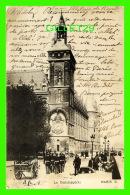PARIS (75) - ÉDIFICE, LA CONCIERGERIE - ANIMÉE - H. L. - CIRCULÉE EN 1904 - - Other Monuments