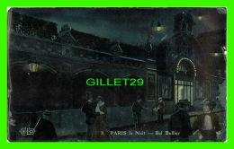 PARIS (75) - LA NUIT, BAL BULLIER  - E. L. D. - - Paris By Night