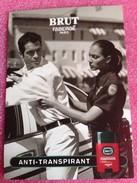 BRUT FABERGÉ - Perfume Cards