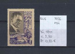 USSR 1956 - YT 1811 Postfris Met Plakker/neuf Avec Charnière/MH - 1923-1991 USSR