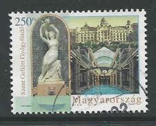 Hongarije, Yv 4459  Jaar 2011,  Hoge Waarde,  Gestempeld,  Zie Scan - Oblitérés