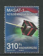 Hongarije, Yv 4476  Jaar 2012, Hoge Waarde,  Gestempeld,  Zie Scan - Oblitérés