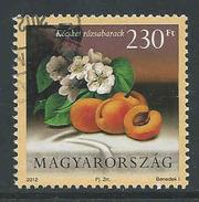 Hongarije, Yv 4486  Jaar 2012, Hoge Waarde,  Gestempeld,  Zie Scan - Oblitérés