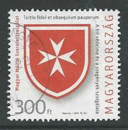 Hongarije, Yv 4553,  Jaar 2014, Hoge Waarde,  Gestempeld,  Zie Scan - Oblitérés
