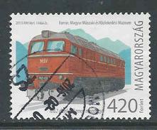 Hongarije, Yv 4610,  Jaar 2015, Hoge Waarde,  Gestempeld,  Zie Scan - Oblitérés