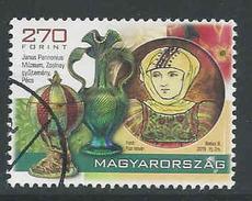 Hongarije, Yv 4619,  Jaar 2015, Hoge Waarde,  Gestempeld,  Zie Scan - Oblitérés