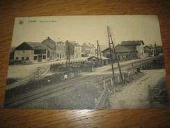 CLAVIER  Place De La Gare   1932 - Clavier