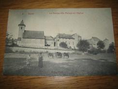 TAVIER  La Ferme Dite Maison Et L'Eglise - België