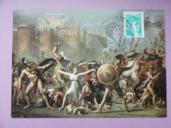 CARTE MAXIMUM CARD SABINE DE GANDON AVEC OSI - Other