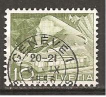 Schweiz 1949 // Mi. 531 O (021..397) - Gebruikt