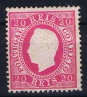 Portugal 18 Mi Nr 60c  Yv Nr 64 B  Perfo 13,50 MH/* Falz/ Charniere - Unused Stamps
