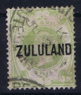 Zululand  SA SG  10  Used - Zululand (1888-1902)