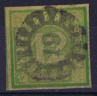 Bayern Mi Nr 12 Used - Bayern