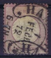 Deutsche Reich Mi Nr 1 Used 1867  Hufeisenstempel - Allemagne