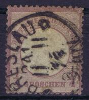 Deutsche Reich Mi Nr 16 Used 1872 - Gebraucht