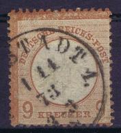 Deutsche Reich Mi Nr 27 Used 1872 - Germany