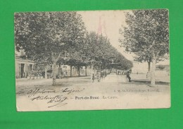 CP 0154 PORT DE BOUC Le Cours - Other Municipalities