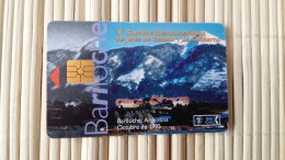 Phonecard Argentia  Phonecard Only 50.000 Made  Used Rare - Arménie