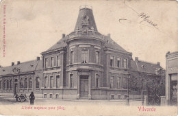 Vilvoorde Vilvorde - L'Ecole Moyenne Pour Filles (Edition V.G....coins) - Vilvoorde