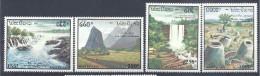 1991 LAOS 1003-03** Tourisme - Laos