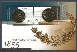 180 AUSTRALIE 2005 - Yvert BF 85 - Piece Monnaie - Neuf ** (MNH) Sans Trace De Charniere - Nuovi