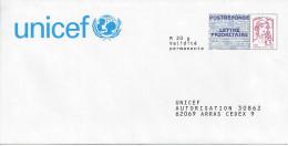 ENTIER POSTAL PAPR - POSTREPONSE Unicef 15P143 - Ciappa Kavena - Entiers Postaux