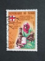 TCHAD  Y&T 7 Valeurs (o) - Chad (1960-...)